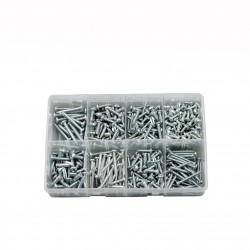 ASSORTED SELF TAPPING SCREWS (PZ PAN) (LARGE SIZES)
