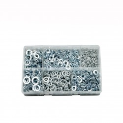 ASSORTED SPRING WASHERS (METRIC)